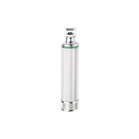 Mango para laringoscopio mediano fibra óptica baterías tipo C - Envío Gratuito