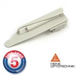 Hoja para laringoscopio desechable XP caja con 25 piezas Miller No. 0