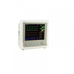 "Monitor para paciente 10.4"" 7 Parámetros con Capnografo c/impresora Mod. ""Matron"""