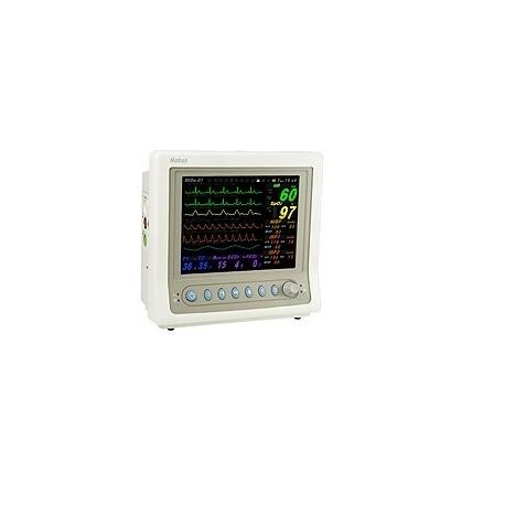 "Monitor para paciente 10.4"" 7 Parámetros con Capnografia Mod. ""Matron"" - Envío Gratuito"
