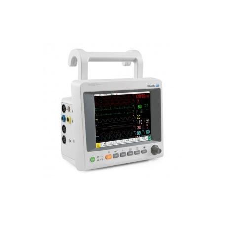 """Monitor de Signos Vitales M50 de 5 parametros basicos con pantalla de 8"""" - Envío Gratuito"""