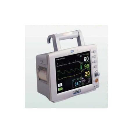 "Monitor para paciente 7"" a color 5 parametros con impresora - Envío Gratuito"