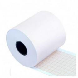 Papel para EGC hoja de 50 mm x 20 mm de 1 canal paquete con 10 piezas