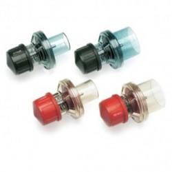 Válvula desechable con adaptador para resucitador neonatal paquete con 5 piezas