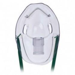 Mascarilla alargada para aerosol pediátrica paquete con 20 piezas