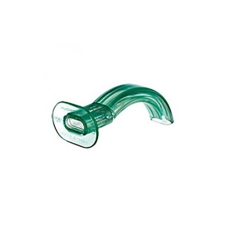 Cánula de guedel flexible No. 4 de 90 mm, caja con 20 piezas - Envío Gratuito