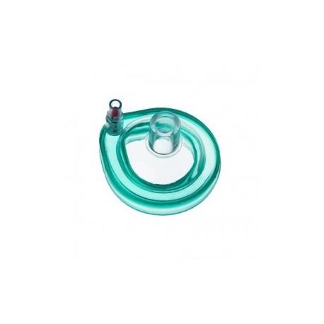 Mascarilla para anestesia No. 1, neonatal, aromática vainilla caja con 30 piezas - Envío Gratuito