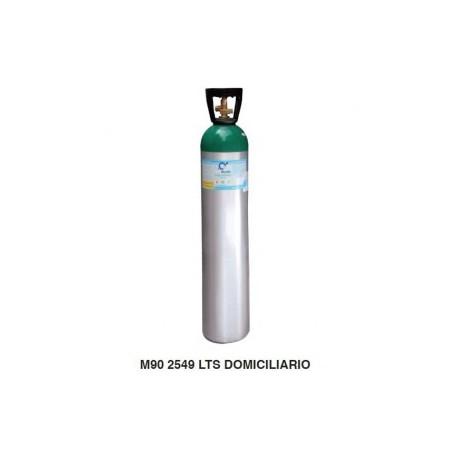 Equipo completo de oxigeno 2549L - tipo MM - Envío Gratuito