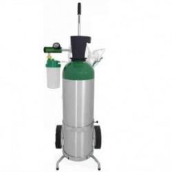 Equipo de oxígeno de 1732 litros