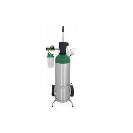 Equipo de oxígeno de 1732 litros - Envío Gratuito