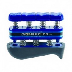 Ejercitador de dedos de 7 Lbs azul