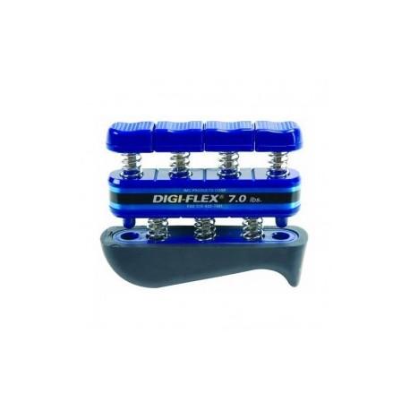 Ejercitador de dedos de 7 Lbs azul - Envío Gratuito
