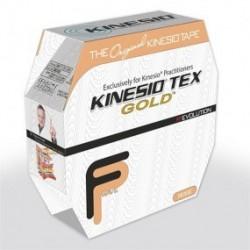 Cinta para correccion muscular kinesio gold 5.08 cm x 31.39 metros beige nano-touch