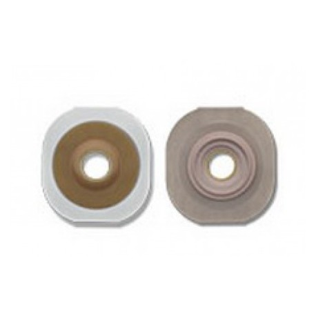 Barrera convexa precortada con microporo 16mm, con aro de 44mm, con 5 piezas - Envío Gratuito