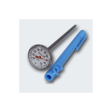 Termómetro de vástago de -40°C a +50° C - Envío Gratuito