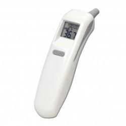 Termómetro Infrarrojo sin contacto para oido para temperatura corporal con alarma