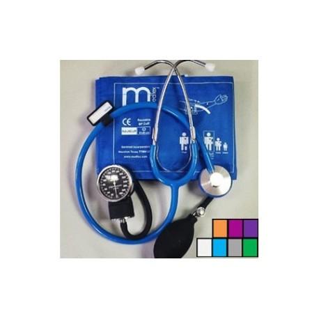 Baumanometro aneroide con estetoscopio sencillo - Envío Gratuito