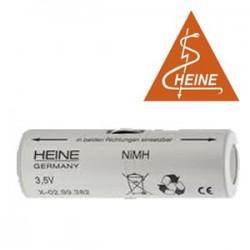 Batería Recargable mango Beta 3.5V NiMH, Cat. HEN-X-002.99.382, Mca. Heine - Envío Gratuito