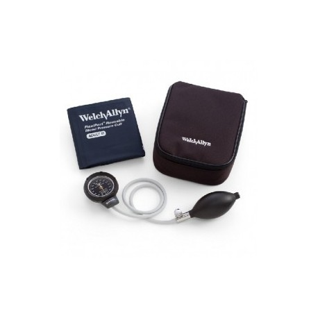 Baumanómetro aneroide integrado clásico Durashock serie Platino - Envío Gratuito