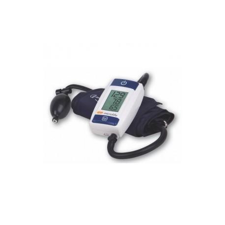 Baumanómetro digital semiautomático tecnología PAD (Detección de arritmias) nueva generación. - Envío Gratuito