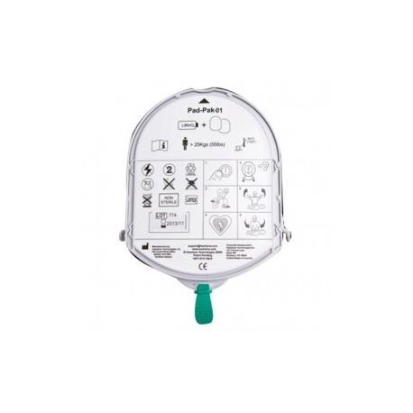 Electrodo Pad-Pak para adulto - Envío Gratuito