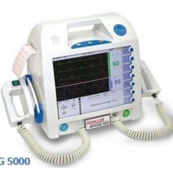 Desfibrilador 5000 básico AED con marcapaso, SPO2 y PANI
