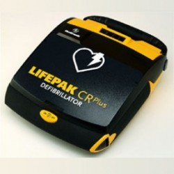 Desfibrilador Lifepak CR+ de operación semiautomatica
