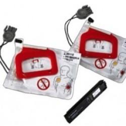 Kit de reemplazo para CRplus que incluye un Charge-pak y dos juegos de electrodos adulto
