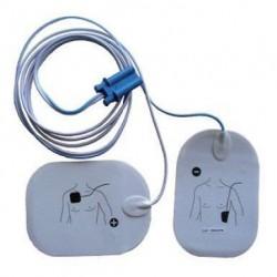Electrodo adulto para desfibrilacion DG 5000 Fred Easy