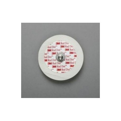 Electrodo pediatrico de broche Red-Dot 50 piezas - Envío Gratuito