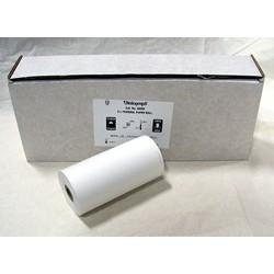 Papel para impresora térmica Alpha de 112 mm paquete con 5 rollos - Envío Gratuito