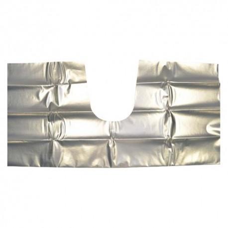 Sabana térmica THERMAWRAP, 2100mm x 1200mm paquete con 5 piezas - Envío Gratuito