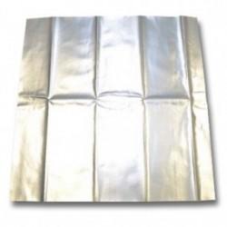 Sabana térmica THERMAWRAP 600mm x 600mm paquete con 10 piezas