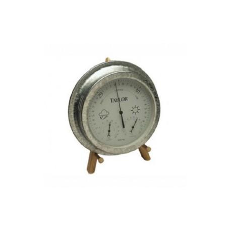 Barómetro termohigrómetro carátula 6 - Envío Gratuito