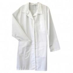 Bata de algodón para Doctor unisex - Envío Gratuito