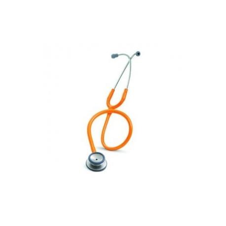 Estetoscopio Littmann classic II adulto naranja - Envío Gratuito