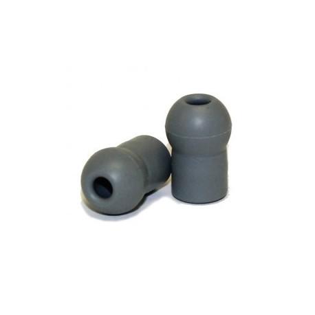 Oliva de rosca para estetoscopio suave gris - Envío Gratuito