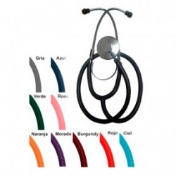 Estetoscopio medimetrics simplex disponible en 10 colores